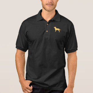 Labrador Retriever (Yellow) Polo Shirt