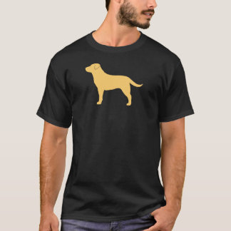 Labrador Retriever (Yellow) T-Shirt
