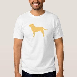 Labrador Retriever (Yellow) T-shirts
