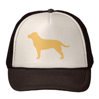Labrador Retriever (Yellow) Trucker Hat