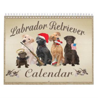 Labrador RetrieverCalendar 2010 Calendar