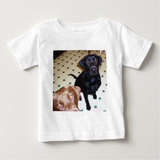 Labrador Retrievers, father and son Tshirts