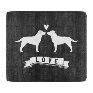 Labrador Retrievers Love Cutting Boards