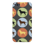 Labrador Retrievers Pattern Cover For iPhone 5