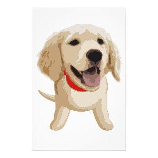 Labrador Customized Stationery