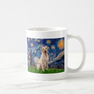 Labrador (Y7) - Starry Night Coffee Mug
