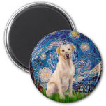Labrador (Y7) - Starry Night Magnets