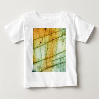 Labradorite Gemstone Crystal Macro Abstract Baby T-Shirt