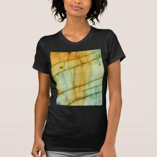 Labradorite Gemstone Crystal Macro Abstract T-Shirt