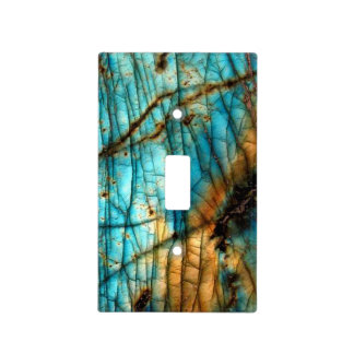 Labradorite Light Switch Cover