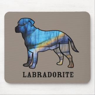 Labradorite Mouse Pad