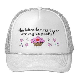 labradorretriever trucker hat