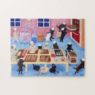 Labradors Bakery Puzzle