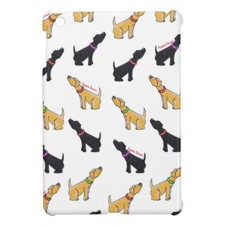 Labradors Cover For The iPad Mini