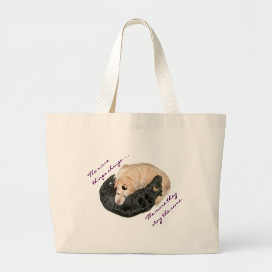 Labradors Large Tote Bag