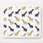 Labradors Mouse Mat