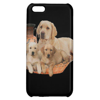 Labrardor retriever merchandise case for iPhone 5C
