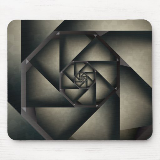 Labrat Maze Mousepad