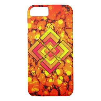 Labrinth Cross Inferno iPhone 7 Case