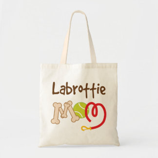 Labrottie Dog Breed Mom Gift Tote Bag