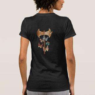 Labrys & Butterflies - T-Shirt - 1