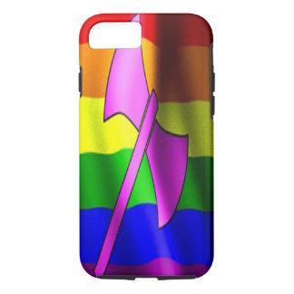 labrys designed i phone 7 case