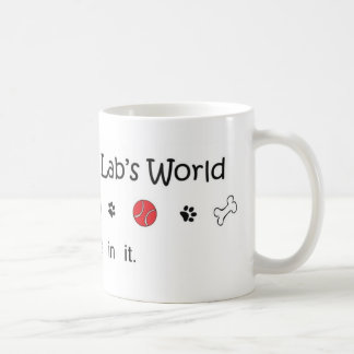 LabYellow Coffee Mug