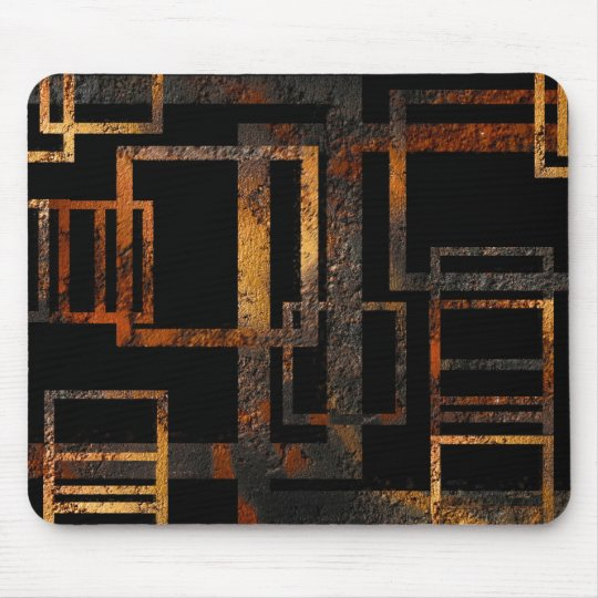 Labyrinth 1 mouse pad
