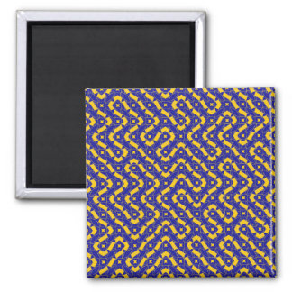 Labyrinth 2 Inch Square Magnet