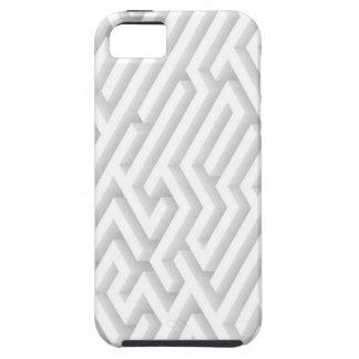 Labyrinth - 3D mazes iPhone SE/5/5s Case