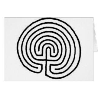 Labyrinth Card