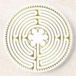 Labyrinth Chartres Coaster
