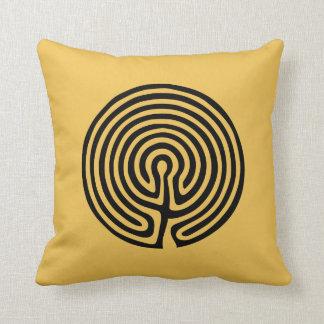 Labyrinth cushion pillow