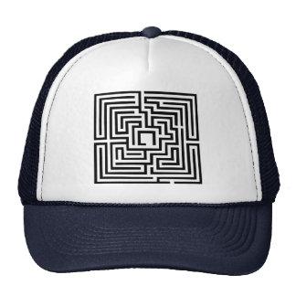 Labyrinth Trucker Hat
