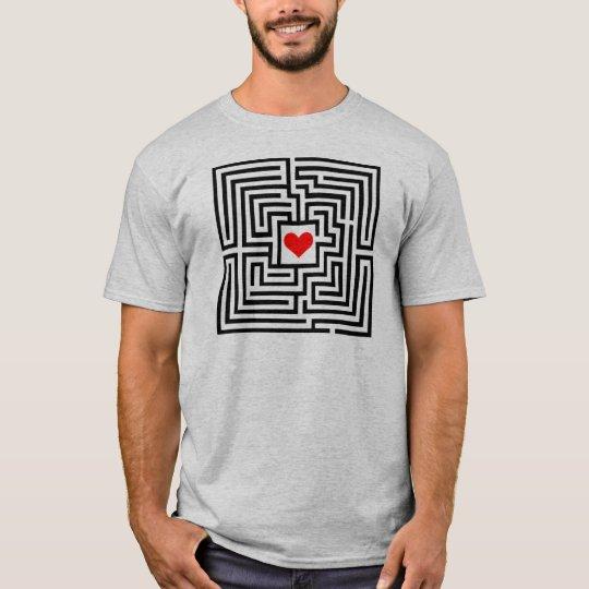 Labyrinth - Heart T-Shirt