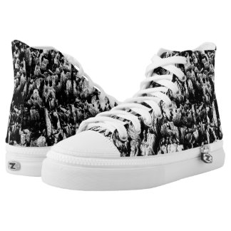 Labyrinth High Top