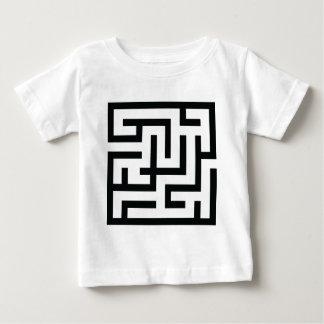 labyrinth icon t-shirt