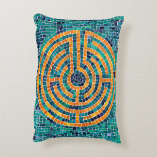 Labyrinth II Accent Pillow