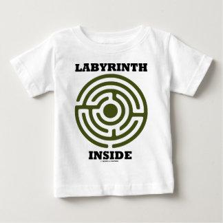 Labyrinth Inside (Psyche Psychological Humor) T Shirts
