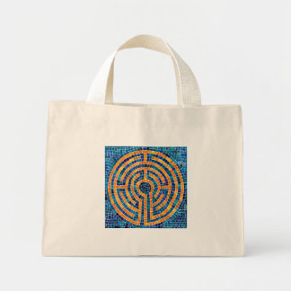 Labyrinth IV Tiny Tote