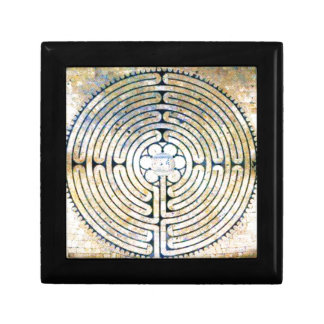 Labyrinth Jewelry Box