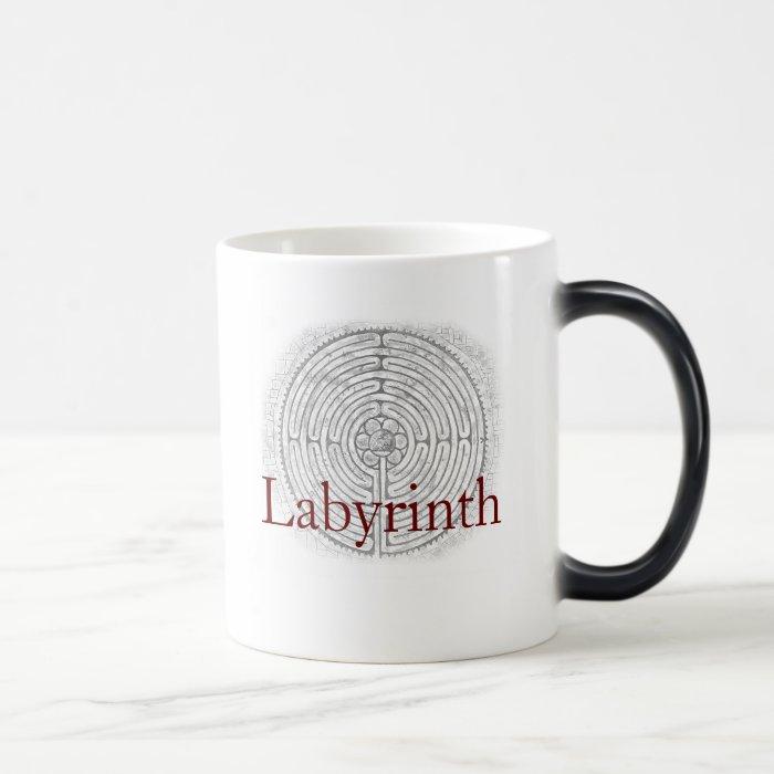 Labyrinth Magic Mug