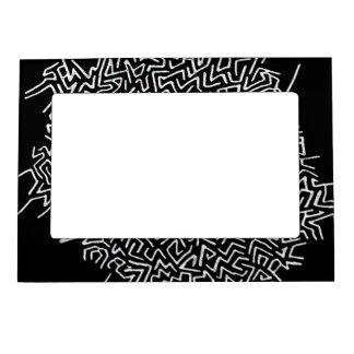 labyrinth Magnetic Frame