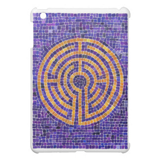 Labyrinth Mosaic Case For The iPad Mini
