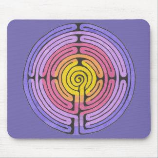 Labyrinth Mouse Pad
