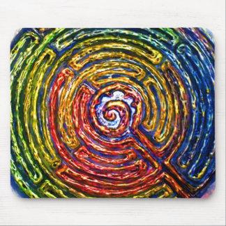 Labyrinth Mousepads