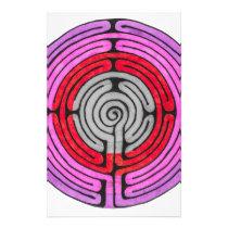 Labyrinth Stationery