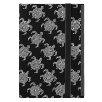 Labyrinth Turtle iPad Mini Covers