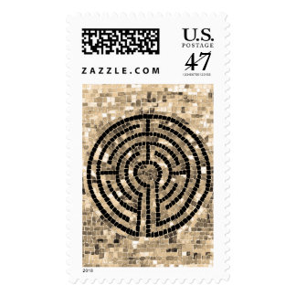 Labyrinth V Large 1st Class 1oz Postage Stamps