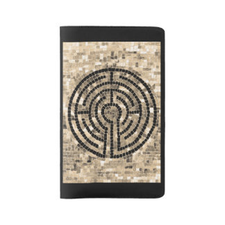 Labyrinth V Large Notebook